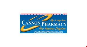 DDaniel Advertising Agency - Cannon Pharmacy logo
