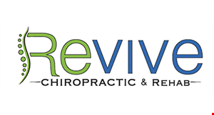 Revive Chiropractic and Rehab logo