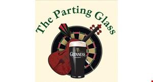 The Parting Glass Pub logo