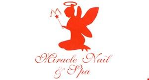 Miracle Nail & Spa logo
