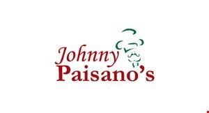 Johnny Paisano logo