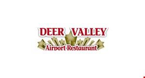 Reiter Investments LLC, DBA Deer Valley Airport Restaurant logo