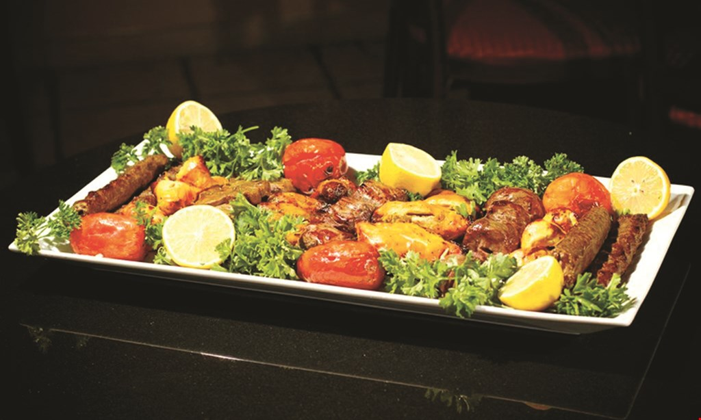 Product image for Kababi Cafe $2 Off buffet.