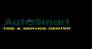 Autosmart Tire and Service Center logo