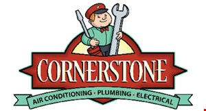 Cornerstone Air Conditioning, Plumbing & Electrical logo