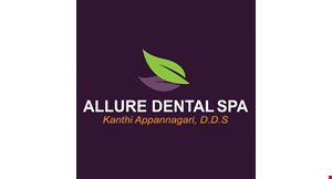 Allure Cosmetic and Family Dentistry logo