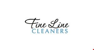 Fineline Cleaners logo