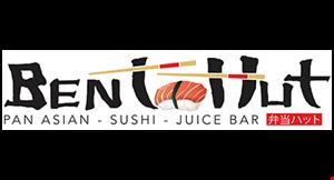 Bento Hut logo