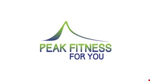 Peak Fitness for You logo