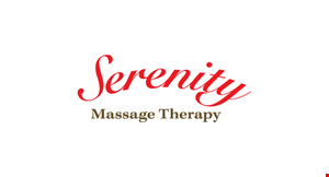 Serenity Massage Therapy logo