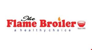 Flame  Broiler logo