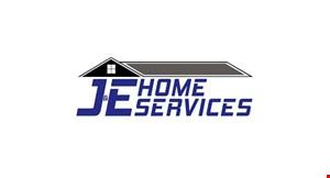 J&E Home Services logo