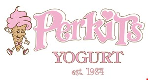 Perkits Yogurt logo