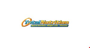 Total Nutrition of Palm Beach logo