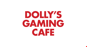Dolly's Gaming Cafe logo