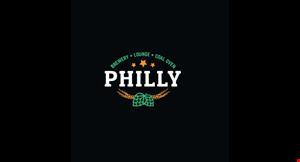 Philly Bar & Grill logo