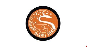 Oishii Thai logo