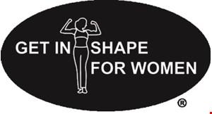 Charlotte Transform Now 1 LLC (DBA Get in Shape for Woman) logo