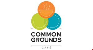 Common Grounds Cafe logo