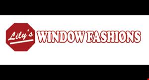 Lily's Window Fashions logo