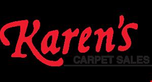 Karens   Carpet Sales logo