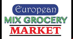 European Mix Grocery Market logo
