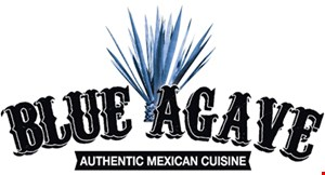 Blue Agave Authentic Mexican Cuisine logo