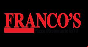 Franco's Pizza logo