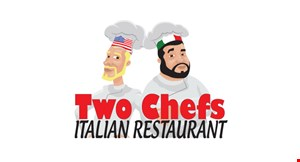Two Chefs Italian Restaurant logo