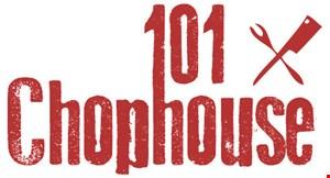 101 Chophouse logo
