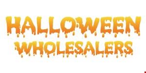 Halloween Wholesalers logo