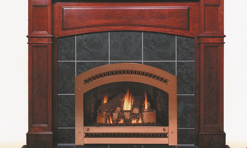 Product image for The Fireplace Place 10% OFF Our Complete Line Of Mantels, Screens, Glass Doors, Inserts, Accessories & More.