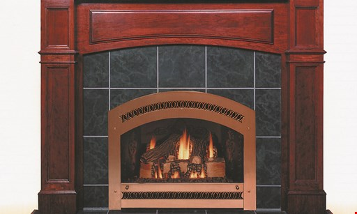 Product image for The Fireplace Place $600.00 off $3000 Or More.