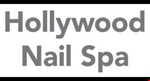 Hollywood Nail Spa logo
