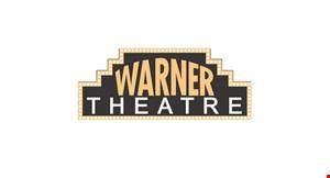 Warner  Theatre logo
