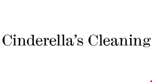 Cinderellas Cleaning logo