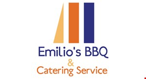 Emilio BBQ and Catering logo