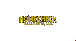 Homecheck Basements, LLC logo
