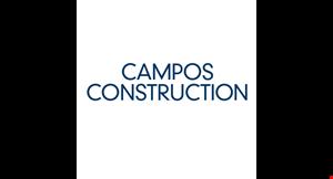 Campos Construction logo