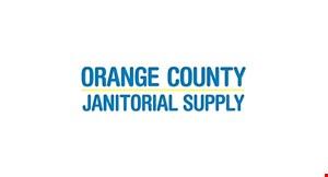 OC Janitorial Supply logo