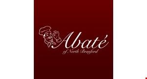 Abate Pizza & Restaurant logo
