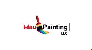 Mau Painting logo