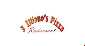 3 Illiano's Pizza logo