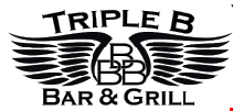 Triple B Bar and Grill logo