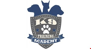 The K9 Training Academy logo