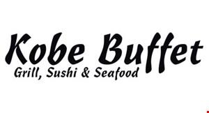 Kobe Buffet Grill, Sushi & Seafood logo
