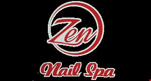 Zen Nail Spa logo