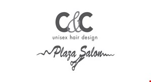 C & C Unisex Hair Design logo