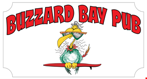 Buzzard Bay Pub logo