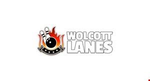 Wolcott Lanes logo